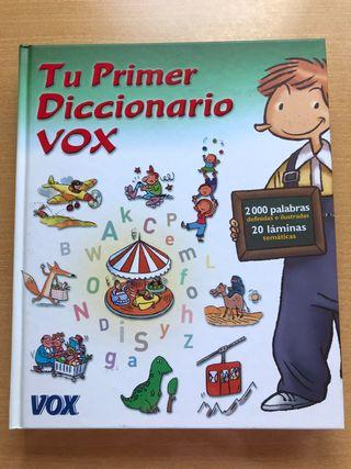 Tu primer diccionario Vox
