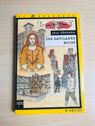 Los gavilanes rojos, de Lola Gándara