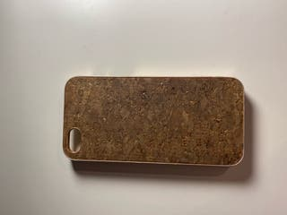 Funda iphone 5 de corcho
