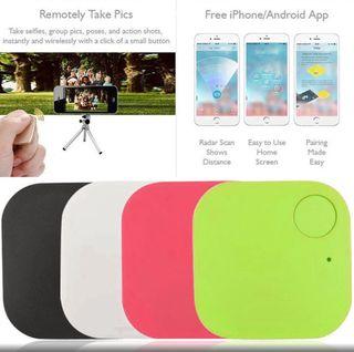 Dispositivo antirrobo con alarma Bluetooth GPS
