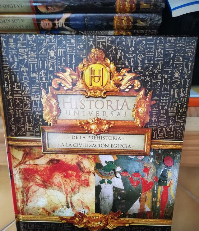 enciclopedia historia universal rueda