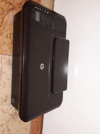 Impresora Hp Deskjet 3050. Incluye Escáner