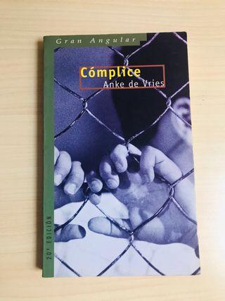 Cómplice, de Anke de Vries