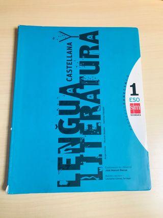 Lengua castellana y Literatura. 1° de la ESO