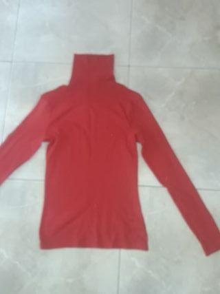 Jersey de cuello alto básico de CyA