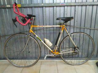 bicicleta de caretera