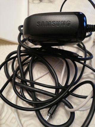 Samsung telefonía cargador