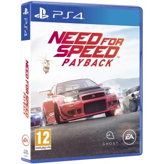 Juego Need for Speed Payback para Ps4