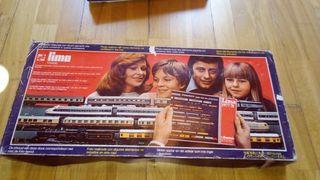 trenes antiguos de 1977