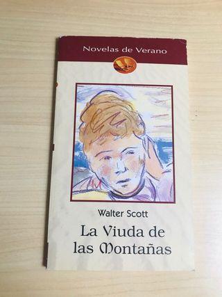 La Viuda de las Montañas, de Walter Scott