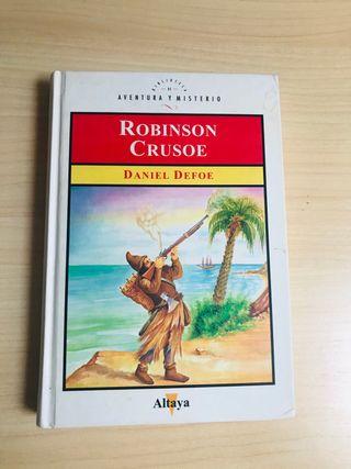 Robison Crusoe, de Daniel Defoe
