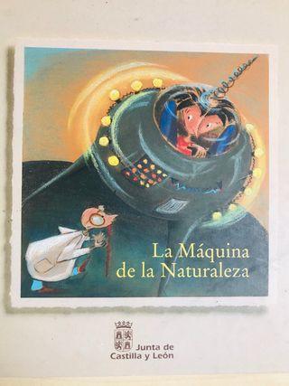 La máquina de la Naturaleza