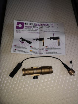 airsoft torch