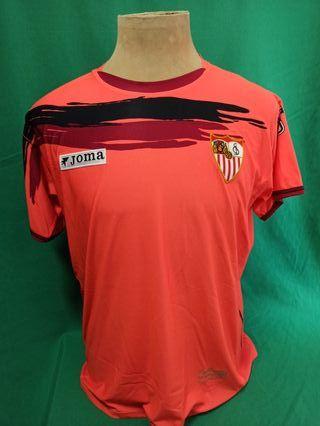 Camiseta Joma Sevilla FC 06/07