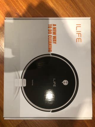 Robot aspirador ILife vacuum A6