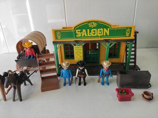 Playmobil Saloon