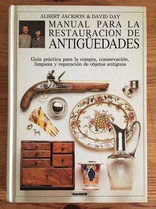 Manual para restauración de antiguedades.
