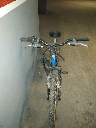 bici niño pequeño