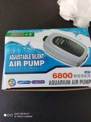 Compresor aire acuario