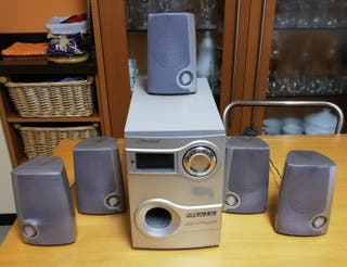 Altavoces Home Cinema Phoenix 5.1