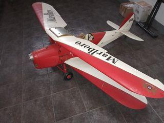 avion biplano stampe