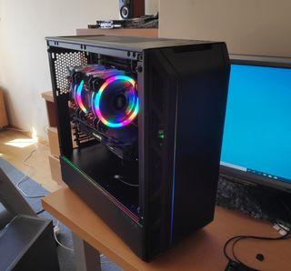 PC GAMER 16 Núcleos 32GB GTX 1060 GAMING EDICIÓN