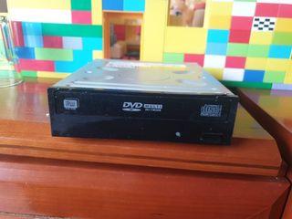 grabadora de cd y lector de dvd sata