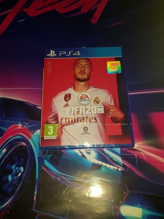NO NEGOCIABLE FIFA 20 PS4 NUEVO PRECINTADO