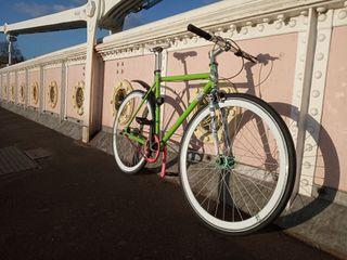 bicycle no logo fixie