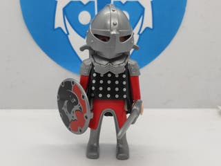 Playmobil soldado medieval