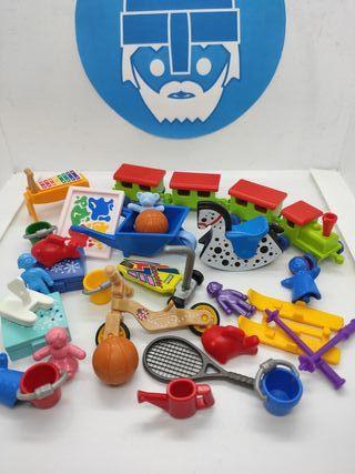Playmobil lote Juguetes