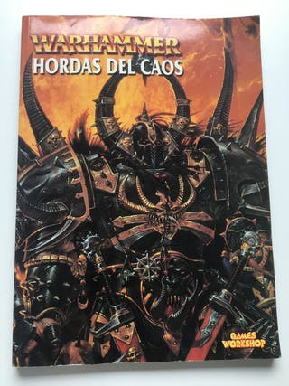 Warhammer Hordas del Caos
