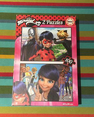 Puzzles Miraculous, Ladybug