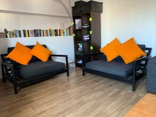 Mueble terraza/oficina en buen estado