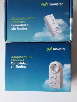Adaptador PLC Ethernet