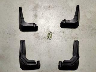 (nuevo) faldillas de rueda para MB w205 sport.