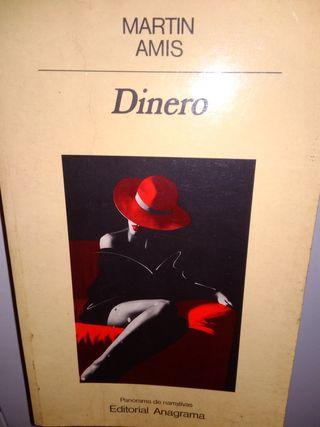 """""""Dinero"""" de Martín Amis (Ed.Anagrama)"""