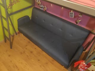 sofá cama libro.