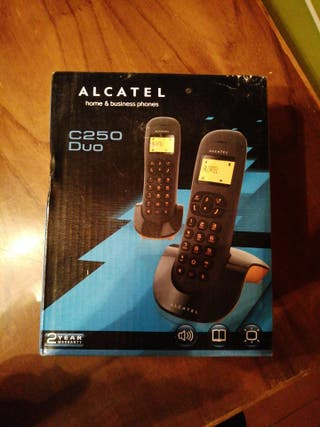Telefonos Inalambricos Alcatel