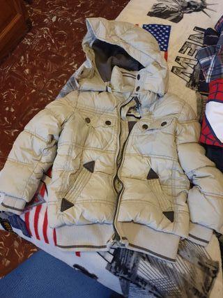 5 piezas de ropa por 5 eurs de niños de 4 años