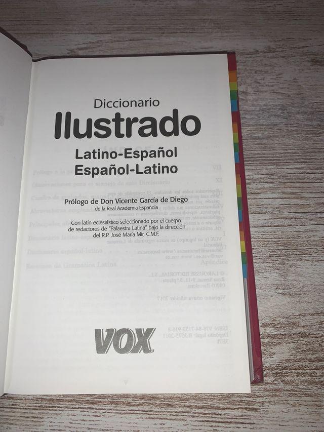 Diccionarios Latin y griego