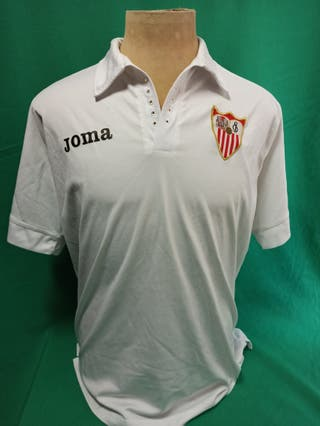Camiseta Joma Sevilla FC final 05/06 Eindhoven
