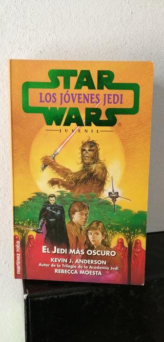 Star Wars El Jedi más oscuro