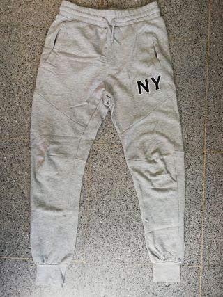 Pantalon gris h&m NUEVO