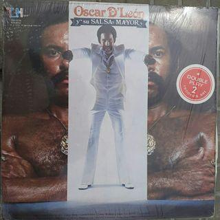 doble vinilo - Oscar d'Leon y su salsa mayor