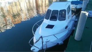 Barca Felcor Delfín 520
