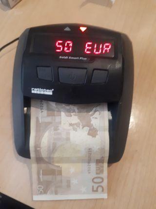 detector de billetes RATIOTEC