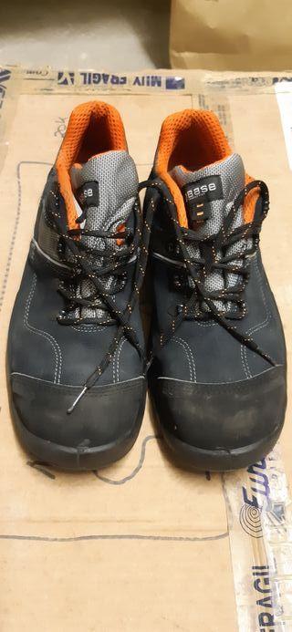 zapatos de seguridad T43