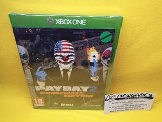 Pay Day 2 Crimewave Edition (precintado) - XboxOne