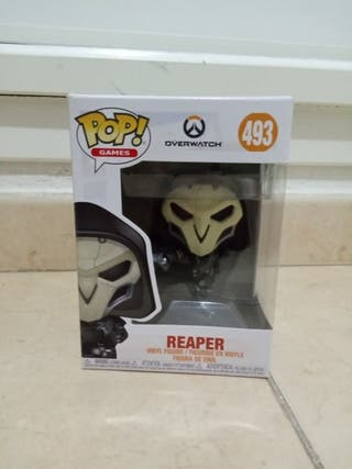 funko pop reaper overwacht